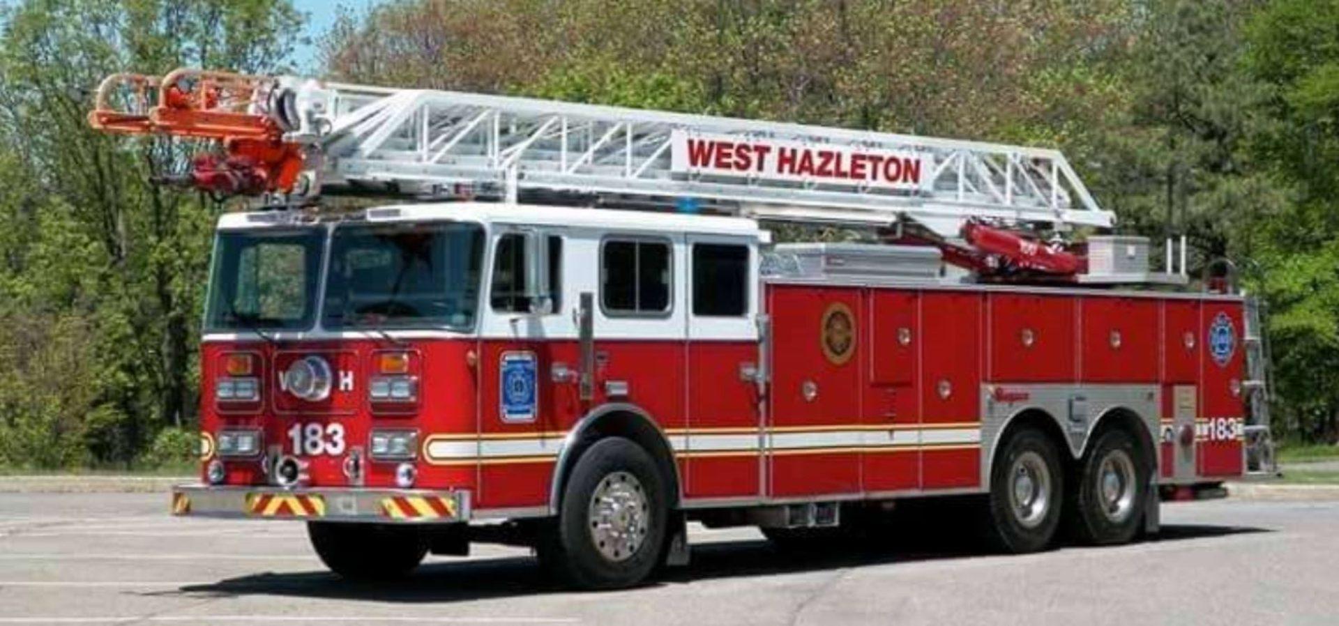 West Hazleton Fire Department